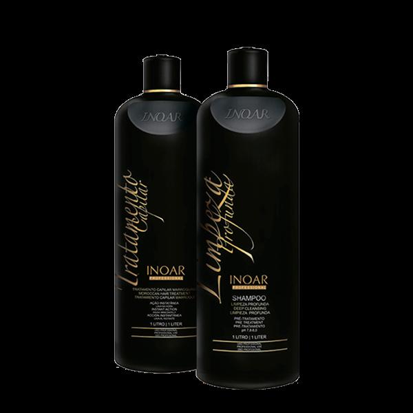 Inoar Professional — профессиональная косметика для волос.